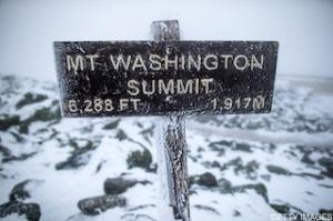 Mt. Washington?s Wintry Ferocity Draws Weather Tourists