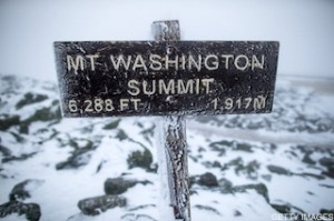 Mt. Washington?s Wintry Ferocity Draws Weather Tourists